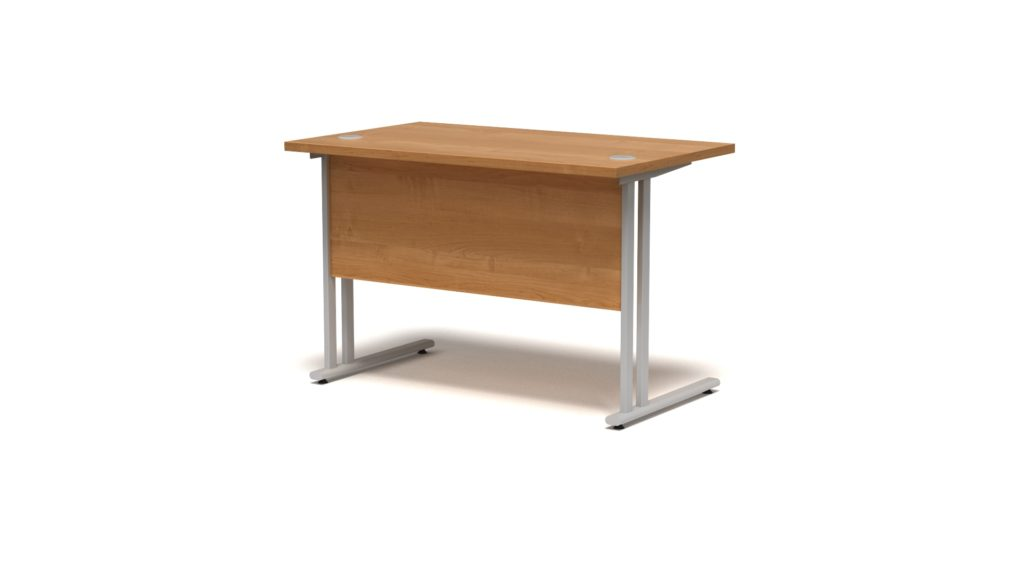 Kancelársky stôl VIK - Svenbox